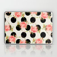 MIXED FLORAL Laptop & iPad Skin