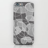 Tangled In B&W iPhone 6 Slim Case