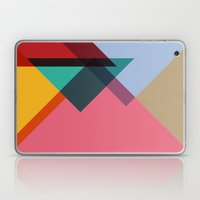 Triangles (Part 2) Laptop & iPad Skin