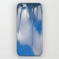 Frozen (for devices) iPhone & iPod Skin