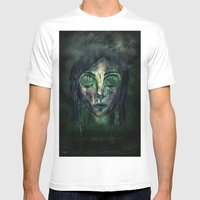 Zustand Mens Fitted Tee White SMALL