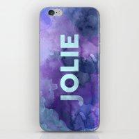 Jolie iPhone & iPod Skin
