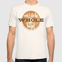 MREML Cohort FA15 Mens Fitted Tee Natural SMALL