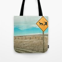Yup, You're In Rural Montana Tote Bag
