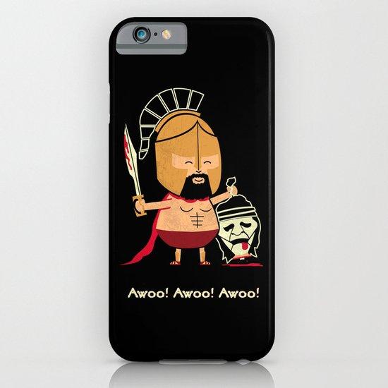 Spartan Career Test iPhone & iPod Case