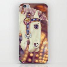 Carousel Horse iPhone & iPod Skin