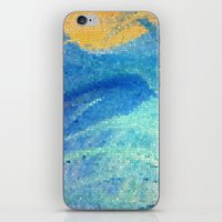 Beach Mosaic iPhone & iPod Skin