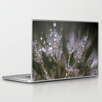 glitter Laptop & iPad Skins featuring glitter by Bonnie Jakobsen-Martin