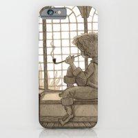 iPhone & iPod Case featuring Bilbo Baggins by Erik Krenz