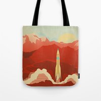 The Uncharted Tote Bag