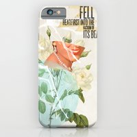 iPhone & iPod Case featuring The Vacuum of Its Beauty by Fancy Ferret Studios