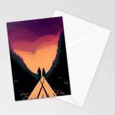 Seek the Truth Stationery Cards