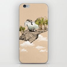 Daydream Island iPhone & iPod Skin