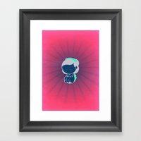 DakTot Framed Art Print