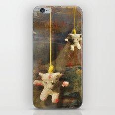 Teddy iPhone & iPod Skin
