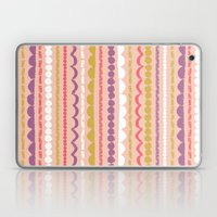 Butterfly Garden - Streamers Laptop & iPad Skin