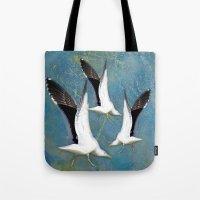 Jeffy Seagull Tote Bag