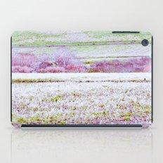 Flower Landscape iPad Case