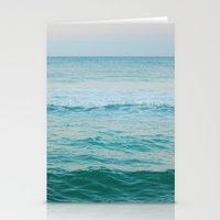 Only The Ocean Stationery Cards