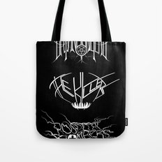 The Best Ever Death Metal Bands Out Of Denton Tote Bag