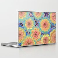 mandala Laptop & iPad Skins featuring Obsession by micklyn