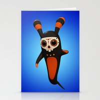 Ghost Night Stationery Cards