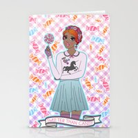 Sweeter Than Candy Stationery Cards