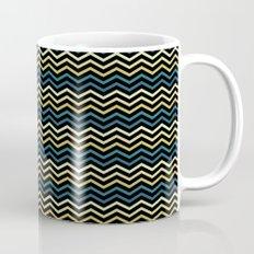 Chevron #265C73 Mug