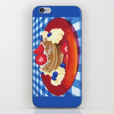 Pancakes Week 10 iPhone & iPod Skin