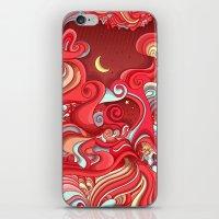 Dream Weave iPhone & iPod Skin