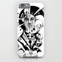 iPhone & iPod Case featuring Pencil Sketch by Pantalla 64