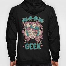 Geek Girl Hoody