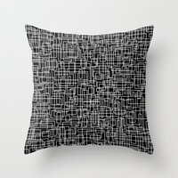 komada v.2 Throw Pillow