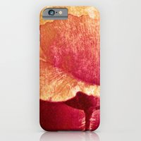 iPhone & iPod Case featuring Poppy #II by Anna Brunk