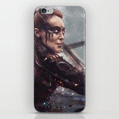 Warrior Lexa iPhone & iPod Skin