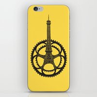 Le Tour de France iPhone & iPod Skin