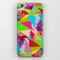 Colorful Thoughts iPhone & iPod Skin