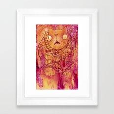 Deep Mania Framed Art Print