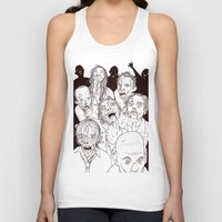 Everyone you know is dead Unisex Tank Top
