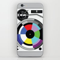 1 kHz #11 iPhone & iPod Skin