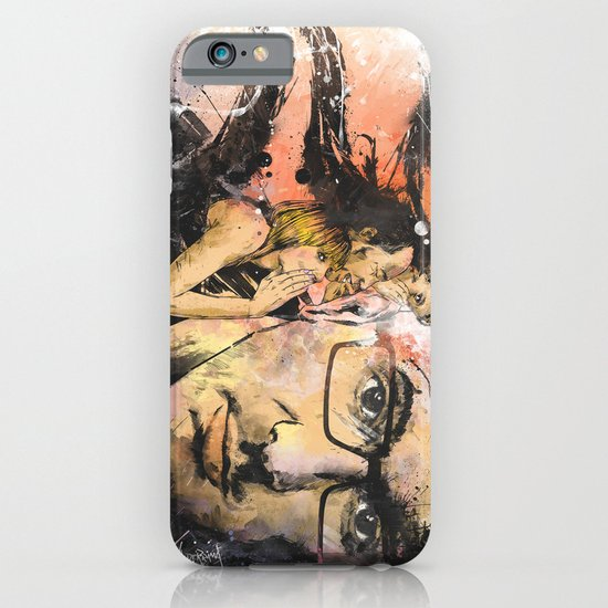 Voices In My Head iPhone & iPod Case