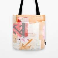 CROSS OUT #28 Tote Bag