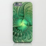 The Abstract Action, Fra… iPhone 6 Slim Case