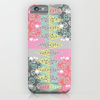 iPhone & iPod Case featuring Zinging by Sarah Doherty