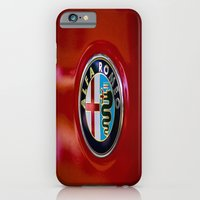 Alfa Romeo iPhone 6 Slim Case