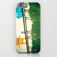 iPhone & iPod Case featuring hey look! it's walter.  by Pope Saint Victor