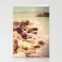 Lake Song Stationery Cards