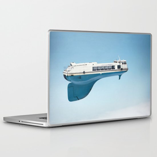 Zarya Laptop & iPad Skin