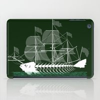 Cutter Fish iPad Case