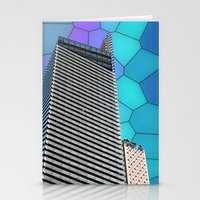 Gran Via Alien Wiew Stationery Cards